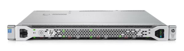 HPE ProLiant DL360 Gen9 Server - With warranty and technical service for installation or support.