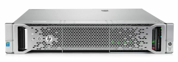 HPE ProLiant DL380 Gen9 Server - With warranty and technical service for installation or support.