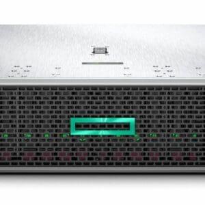 Servidor HPE ProLiant DL385 Gen10 - Com garantia e serviço técnico para instalação ou suporte.