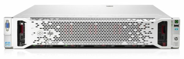 HPE ProLiant DL560 Gen8 Server - With warranty and technical service for installation or support.
