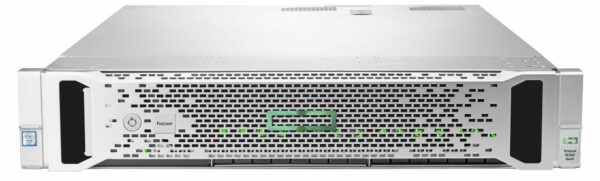 HPE ProLiant DL560 Gen9 Server - With warranty and technical service for installation or support.