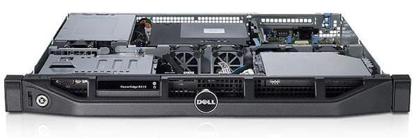 Servidor Dell PowerEdge R210 CTO - Com garantia e serviço técnico para instalação ou suporte.